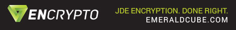 JDE Encryption. Done right.