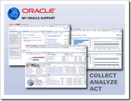 my oracle support